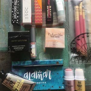 Makeup Lot Benefit DLS Alamar VS Pink & More
